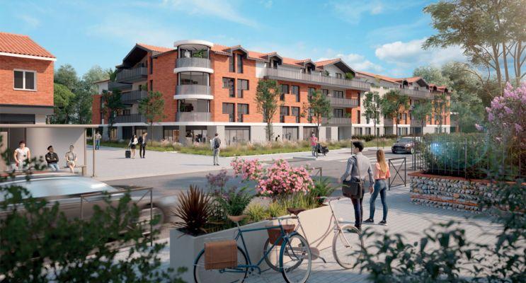 Saint-Orens-de-Gameville programme immobilier neuf « Origin'
