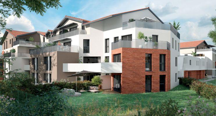 Photo n°2 du Résidence « Origin' » programme immobilier neuf en Loi Pinel à Saint-Orens-de-Gameville