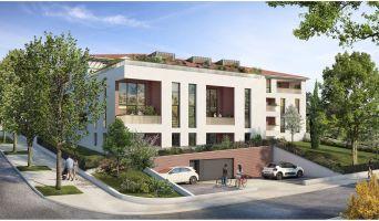 Photo du Résidence « Sainto Vista » programme immobilier neuf en Loi Pinel à Saint-Orens-de-Gameville