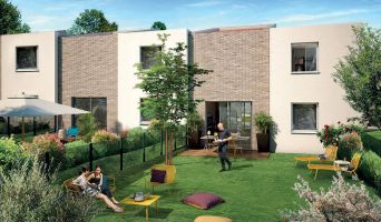 Résidence « Smartlane » programme immobilier neuf en Loi Pinel à Saint-Orens-de-Gameville n°3
