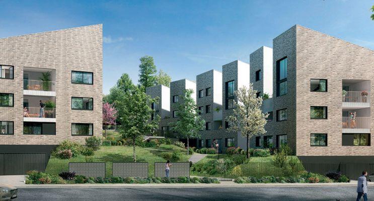 Photo n°1 du Résidence « Smartlane » programme immobilier neuf en Loi Pinel à Saint-Orens-de-Gameville
