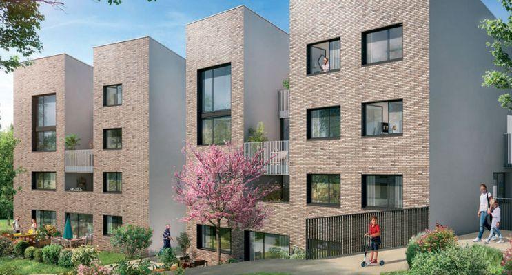 Photo n°2 du Résidence « Smartlane » programme immobilier neuf en Loi Pinel à Saint-Orens-de-Gameville