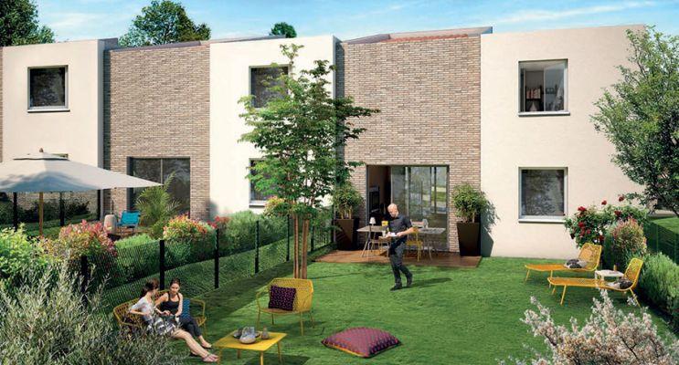 Photo n°3 du Résidence « Smartlane » programme immobilier neuf en Loi Pinel à Saint-Orens-de-Gameville
