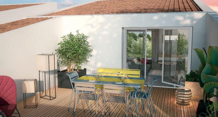 Photo n°4 du Résidence « Smartlane » programme immobilier neuf en Loi Pinel à Saint-Orens-de-Gameville