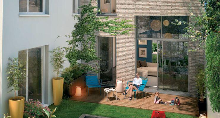 Photo n°5 du Résidence « Smartlane » programme immobilier neuf en Loi Pinel à Saint-Orens-de-Gameville