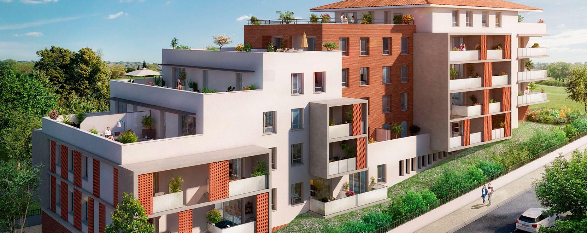 Résidence Toscani - Sienne à Saint-Orens-de-Gameville