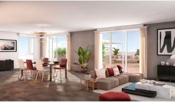 Résidence « Toscani » programme immobilier neuf en Loi Pinel à Saint-Orens-de-Gameville n°2