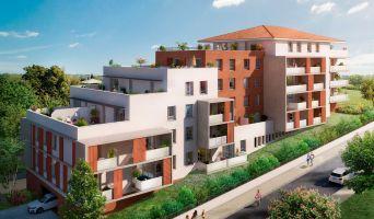 Résidence « Toscani » programme immobilier neuf en Loi Pinel à Saint-Orens-de-Gameville n°3