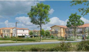 Seysses programme immobilier neuve « Le Domaine des Charmes »