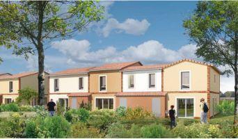 Seysses programme immobilier neuve « Le Domaine des Charmes »  (2)