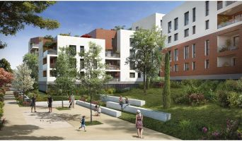 Résidence « 252 Faubourg » programme immobilier neuf en Loi Pinel à Toulouse n°2