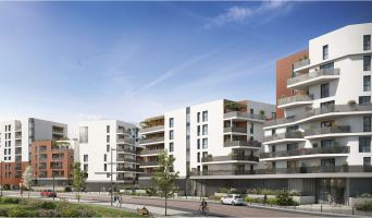 Résidence « 252 Faubourg » programme immobilier neuf en Loi Pinel à Toulouse n°3