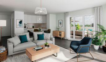 Toulouse programme immobilier neuve « 252 Faubourg »  (4)