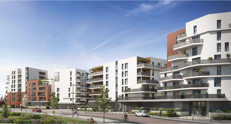 Photo n°3 du Résidence « 252 Faubourg » programme immobilier neuf en Loi Pinel à Toulouse