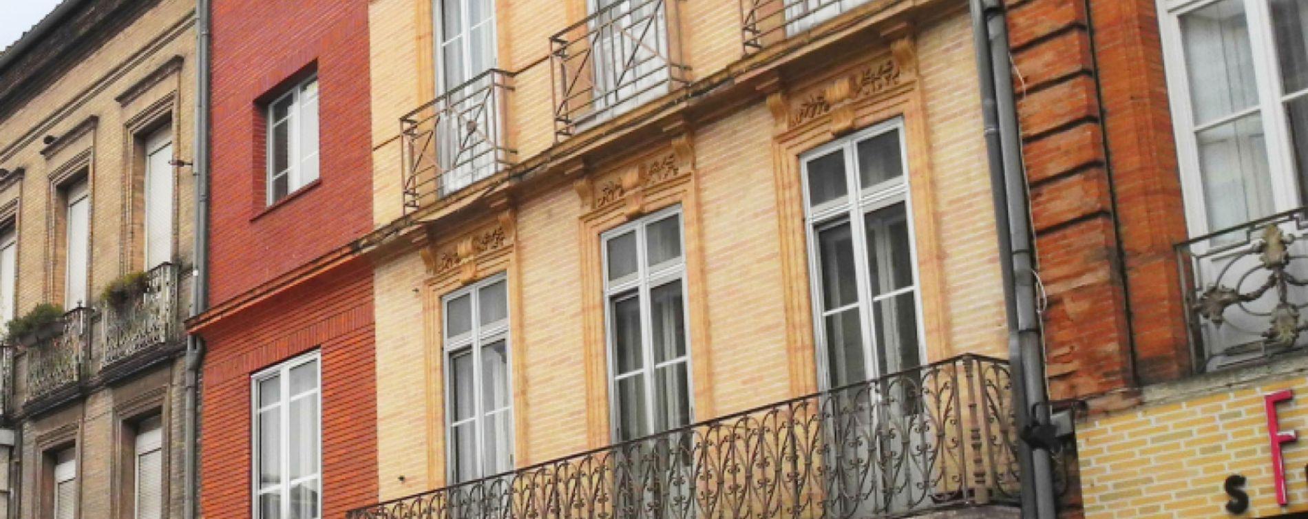 Toulouse : programme immobilier à rénover « 27 Rue de la République » en Loi Pinel ancien