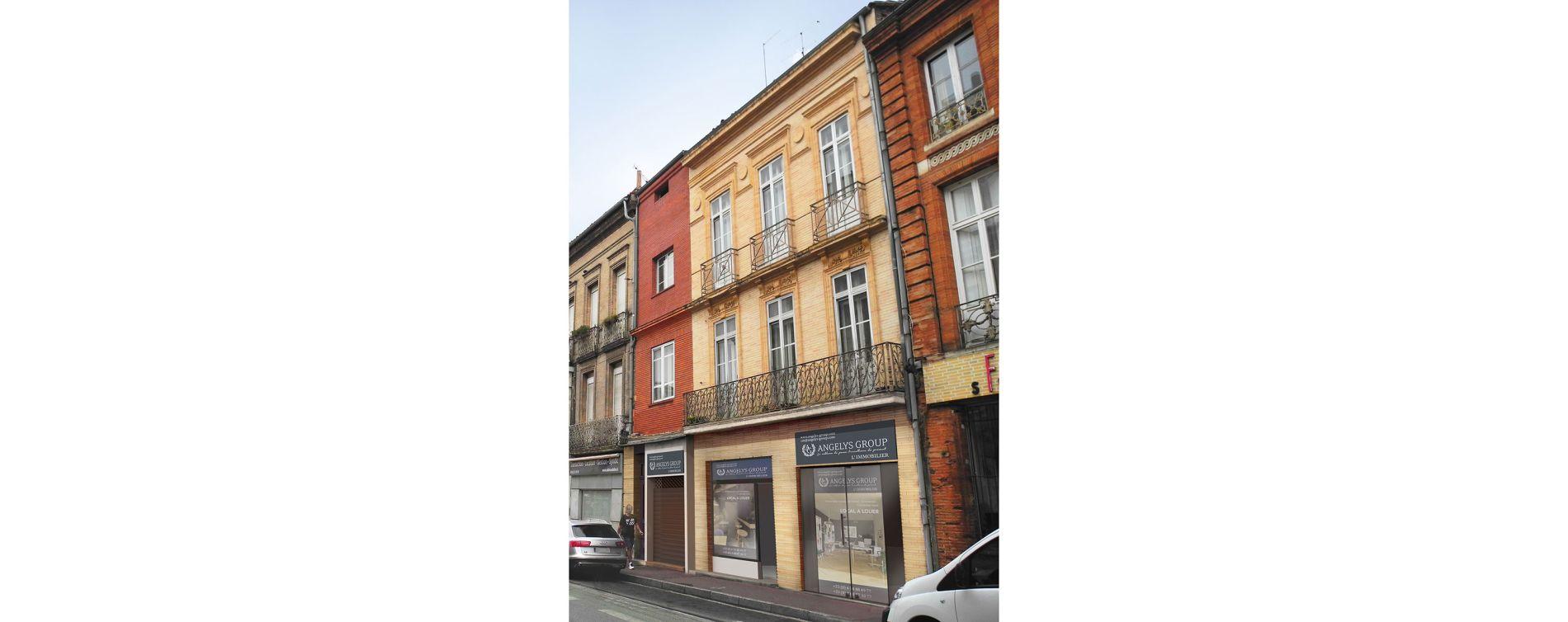 Toulouse : programme immobilier à rénover « 27 Rue de la République » en Loi Pinel ancien (2)