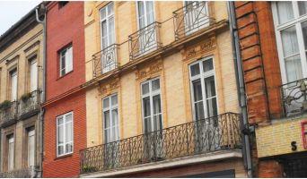 Photo du Résidence « 27 Rue de la République » programme immobilier à rénover en Loi Pinel ancien à Toulouse