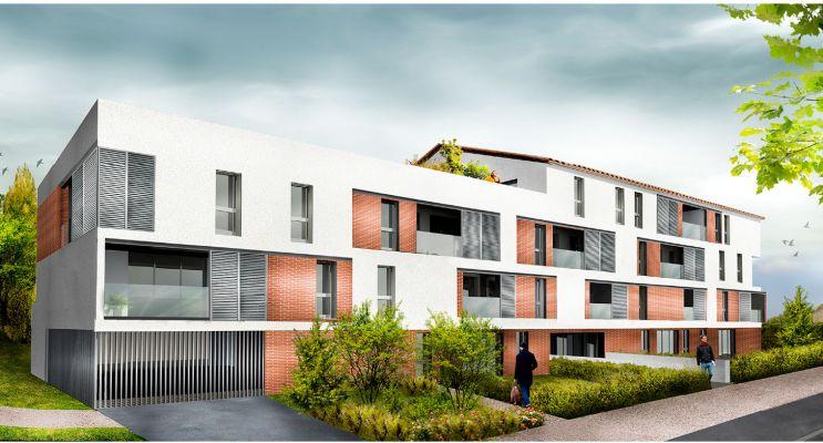 Photo du Résidence « A Capella » programme immobilier neuf en Loi Pinel à Toulouse