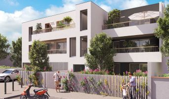 Photo du Résidence « Aéria » programme immobilier neuf en Loi Pinel à Toulouse