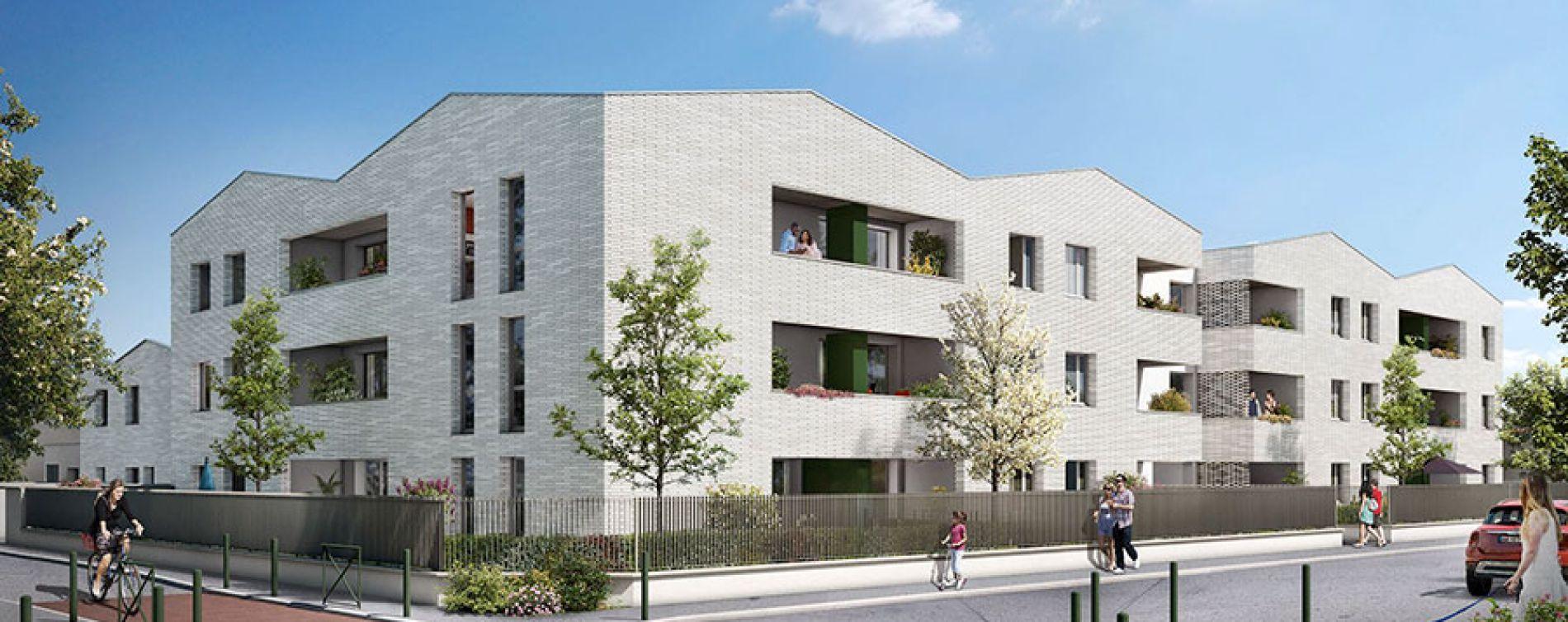Toulouse : programme immobilier neuve « Aktue'L Accession Maîtrisée »