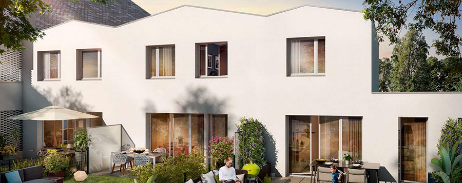 Toulouse : programme immobilier neuve « Aktue'L Accession Maîtrisée » (3)