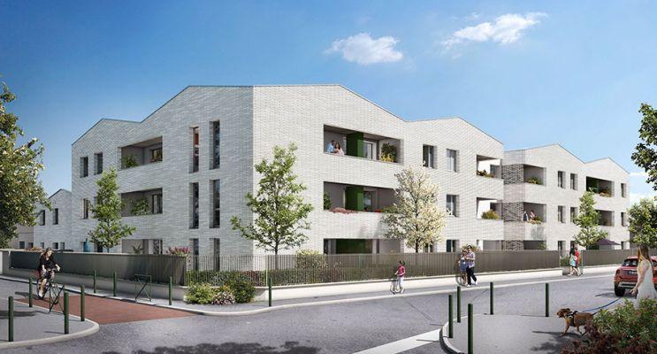 Photo du Résidence « Aktue'L Accession Maîtrisée » programme immobilier neuf à Toulouse