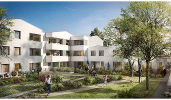 Résidence « Aktue'L » programme immobilier neuf en Loi Pinel à Toulouse n°1