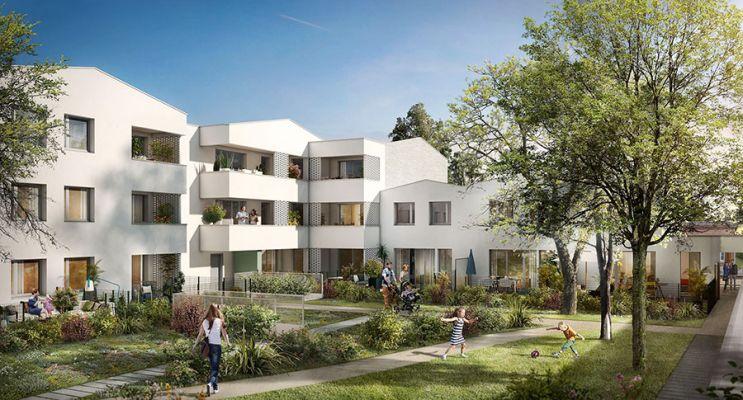 Photo du Résidence « Aktue'L » programme immobilier neuf en Loi Pinel à Toulouse