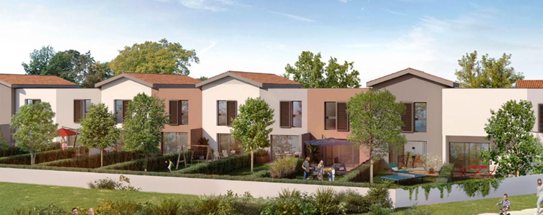 Toulouse : programme immobilier neuve « Alley » en Loi Pinel