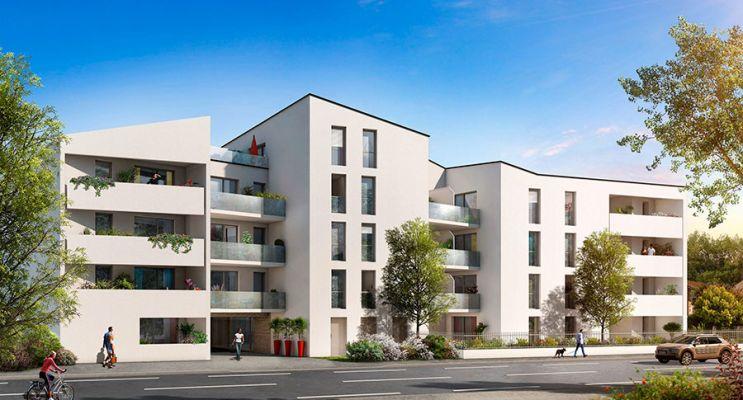 Résidence « Allurea » programme immobilier neuf en Loi Pinel à Toulouse n°1