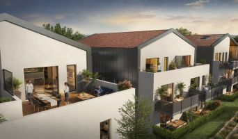 Résidence « Arpège » programme immobilier neuf en Loi Pinel à Toulouse n°1