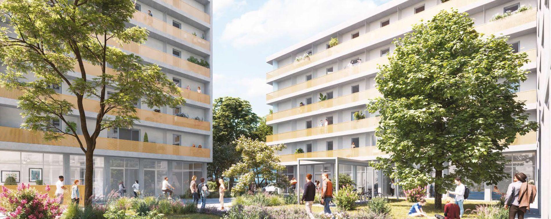 Résidence Campus IAS à Toulouse