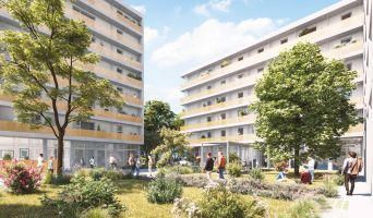 Toulouse : programme immobilier neuf « Campus IAS »