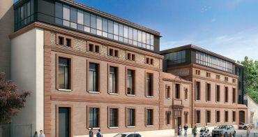 Résidence « Campus Saint-Michel » (réf. 214237)à Toulouse, quartier Saint Michel
