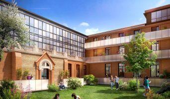 Résidence « Campus Saint-Michel » programme immobilier neuf à Toulouse n°3