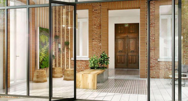 Résidence « Campus Saint-Michel » programme immobilier neuf à Toulouse n°4