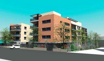 Photo du Résidence « Carré 112 » programme immobilier neuf en Loi Pinel à Toulouse