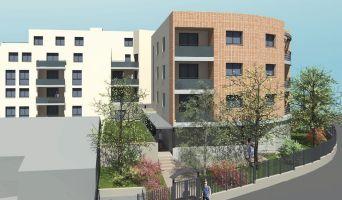 Toulouse programme immobilier neuve « Carré 112 » en Loi Pinel  (2)