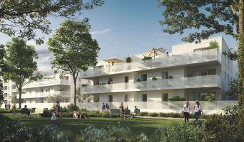 Photo du Résidence « Carré Angélite » programme immobilier neuf en Loi Pinel à Toulouse