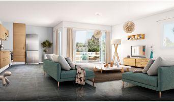 Résidence « Carré Des Ifs » programme immobilier neuf en Loi Pinel à Toulouse n°2