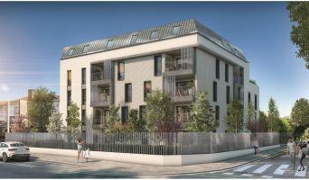 Résidence « Carré Flavia » programme immobilier neuf en Loi Pinel à Toulouse n°3
