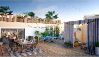 Photo du Résidence « Casual » programme immobilier neuf en Loi Pinel à Toulouse