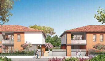 Photo du Résidence « Closerie Saint-Simon » programme immobilier neuf en Loi Pinel à Toulouse