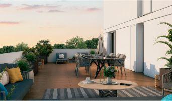 Résidence « Coeur Floréal » programme immobilier neuf en Loi Pinel à Toulouse n°3