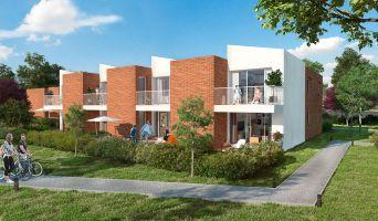 Résidence « Cosmo » programme immobilier neuf en Loi Pinel à Toulouse n°1