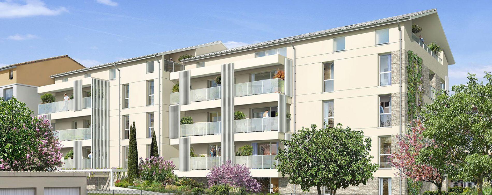 Toulouse : programme immobilier neuve « Cosy » en Loi Pinel