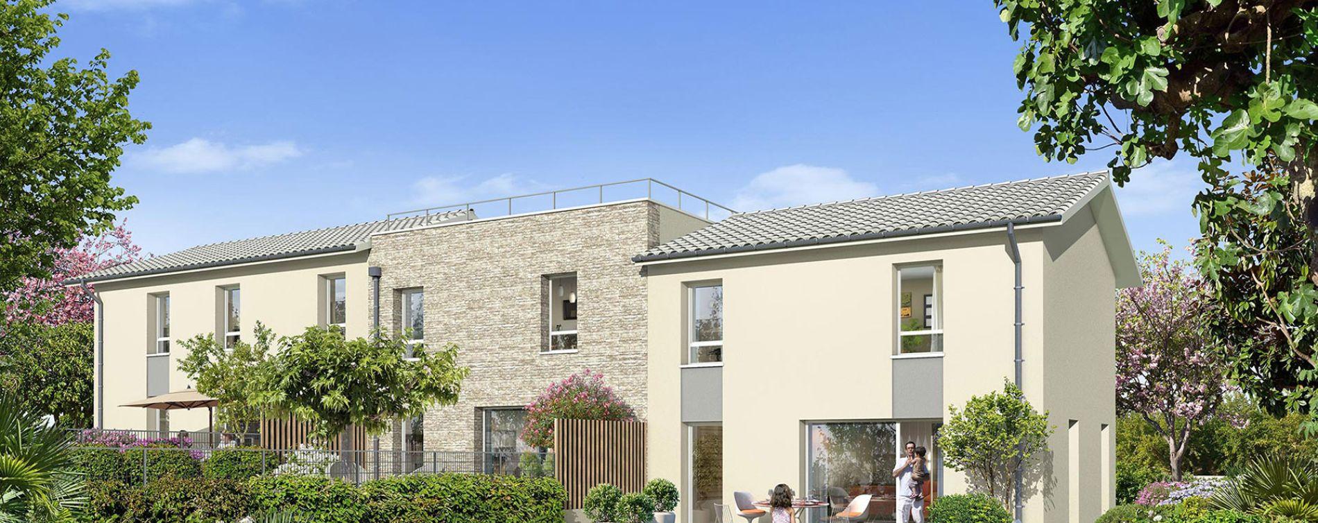Toulouse : programme immobilier neuve « Cosy » en Loi Pinel (2)
