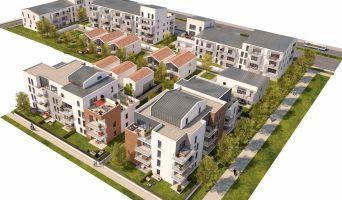 Résidence « Côté Golf » programme immobilier neuf en Loi Pinel à Toulouse n°2