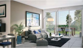 Résidence « Côté Golf » programme immobilier neuf en Loi Pinel à Toulouse n°3