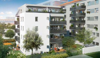 Toulouse programme immobilier neuve « Couleur Garonne » en Loi Pinel  (2)